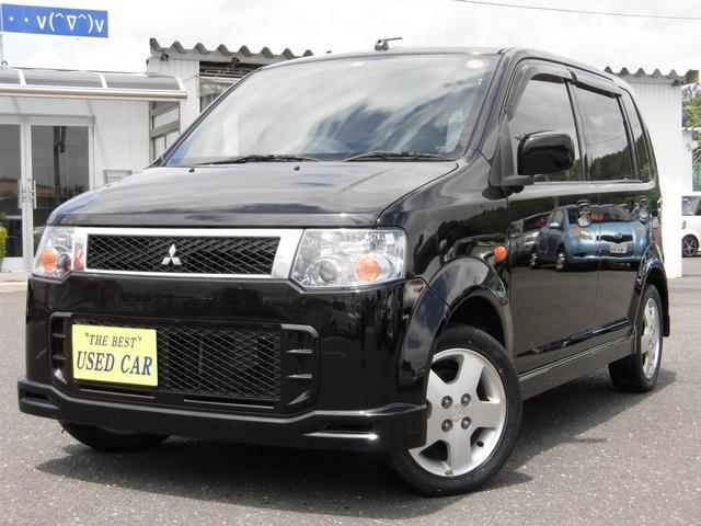 三菱 R 4WD ターボ ABS HDDナビフルセグTV エンスタ