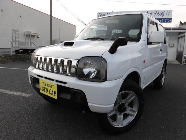 スズキ XG切替式4WD ターボ キーレス