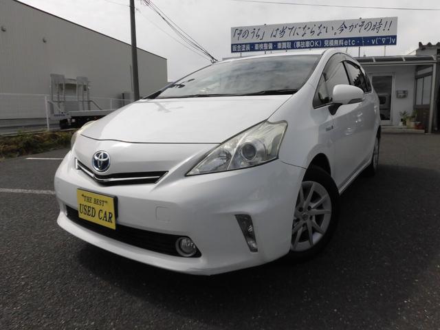 トヨタ S ナビ・TV・Bモニター スマートキー
