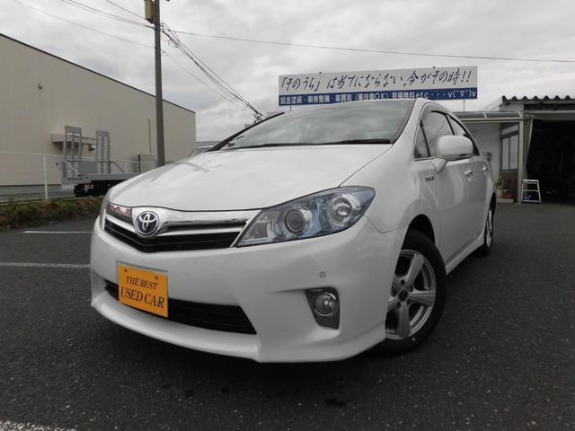トヨタ S ナビ・TV・Bモニター ETC 新品タイヤ装着