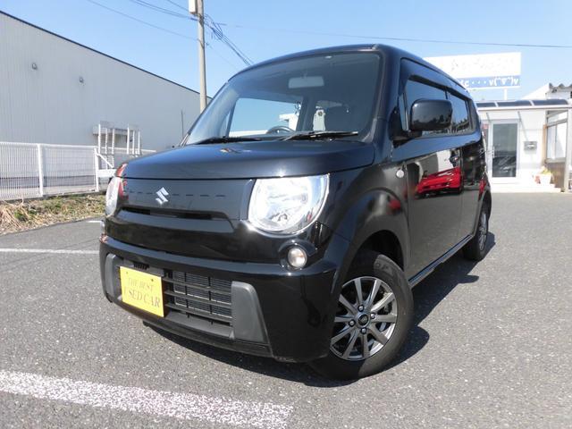 スズキ MRワゴン L 4WD ナビ TV スマートキー シートヒーター