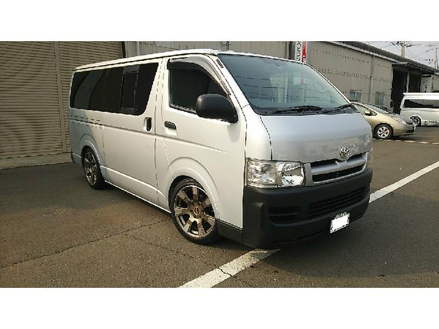 トヨタ ロングDX ローダウン 5ドア HID TCMショック