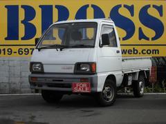 ハイゼットトラッククライマー タイベル交換済み 4MT 4WD 現状車