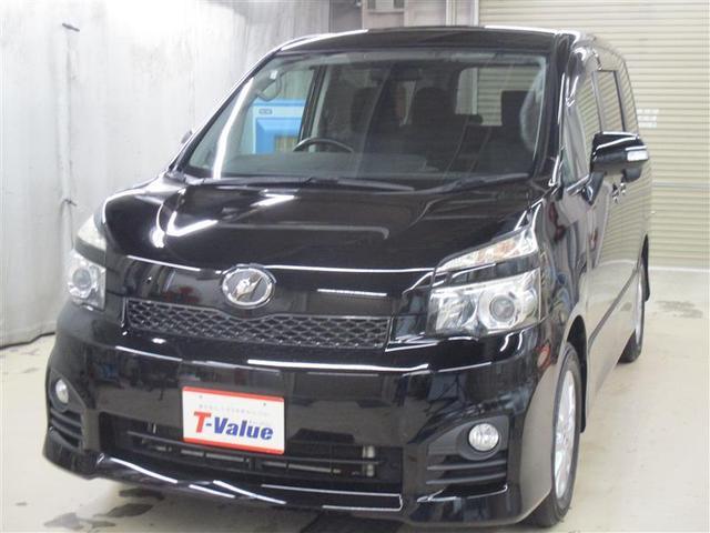 「トヨタ」「ヴォクシー」「ミニバン・ワンボックス」「福島県」の中古車