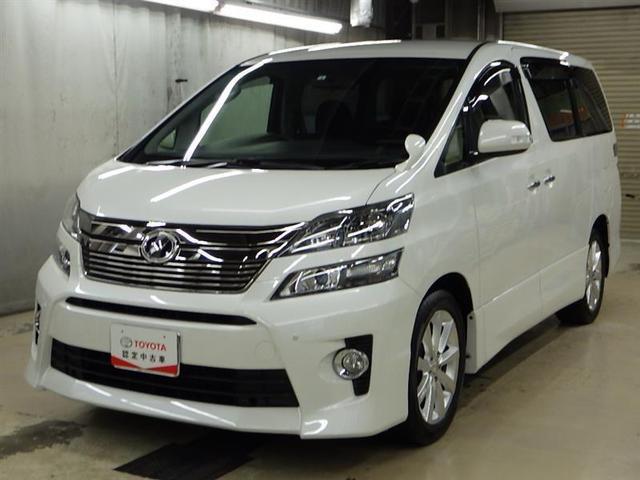 トヨタ 2.4Z 4WD フルセグ バックカメラ 両側電動スライドドア HID