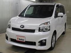 ヴォクシーZS 4WD 両側電動スライドドア バックモニター フルセグ