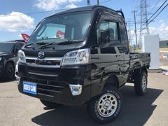 ハイゼットトラックジャンボ 4WD LEDライト LEDフォグ リフトアップ