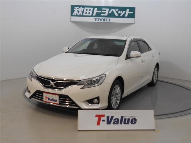 トヨタ プレミアム Four 4WD バックモニター HDDナビ