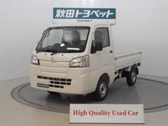 ハイゼットトラックスタンダード 4WD 5MT エアバック エアコン パワステ