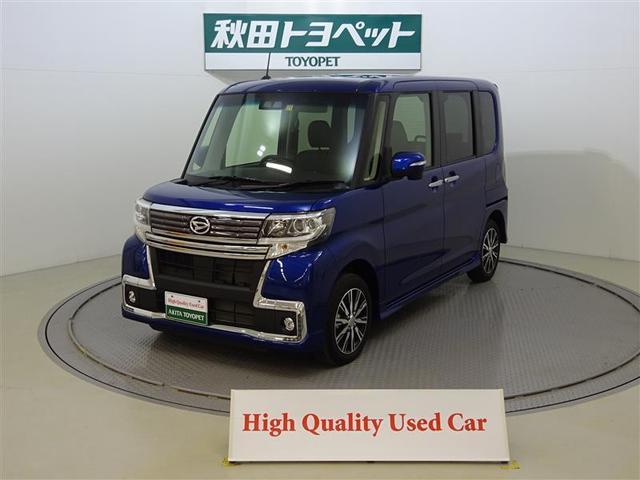 ダイハツ カスタムX トップエディションSAIII 4WD LED