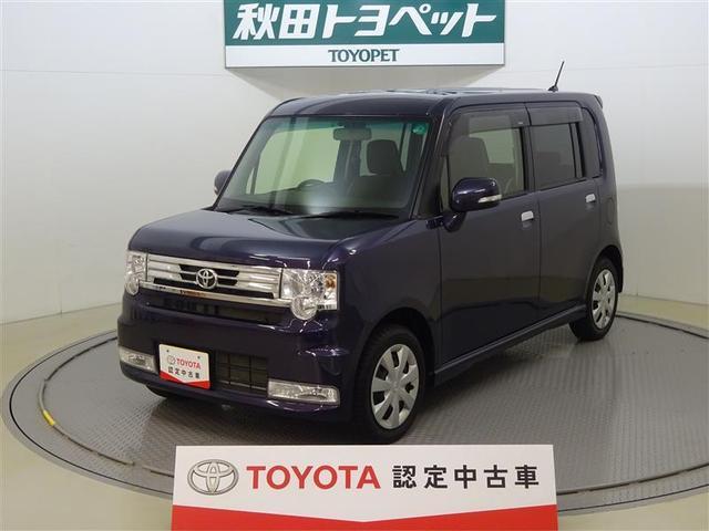 トヨタ ピクシススペース カスタム X 4WD CDチューナー スマートキー ETC HID ベンチシート