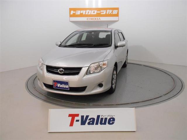 トヨタ 1.5X 4WD メモリーナビ ワンセグ CDチューナー