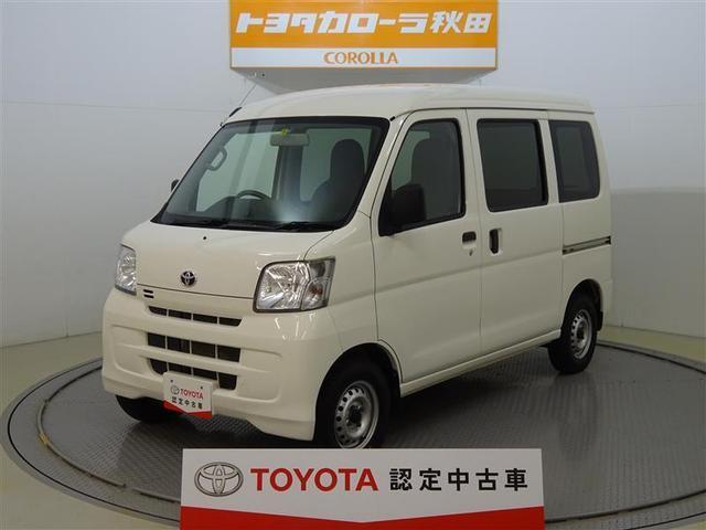 トヨタ ピクシスバン デラックス 4WD メモリーナビ キーレス ETC