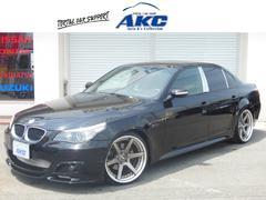BMW530i Mスポーツパッケージ WORK20AW サンルーフ