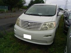 アルファードV4WD