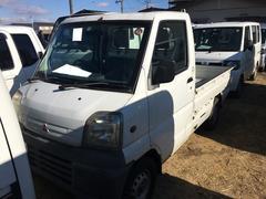 ミニキャブトラック4WD 三方開 ラジオ