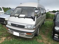 ハイエースワゴンナビ ワンボックス エアコン フロアオートマ
