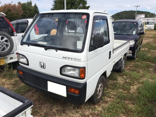 ホンダ SDX 5速マニュアル 軽トラック