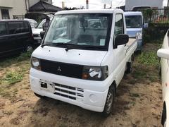 ミニキャブトラック4WD エアコン マニュアル5速 軽トラック