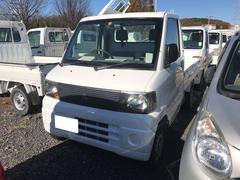 ミニキャブトラック4WD AC AT 軽トラック ETC ホワイト