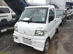 ミニキャブトラック4WD AC 軽トラック 2名乗り ホワイト PS