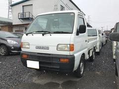 キャリイトラック4WD MT 軽トラック ホワイト