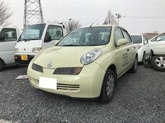 マーチAT オーディオ付 コンパクトカー