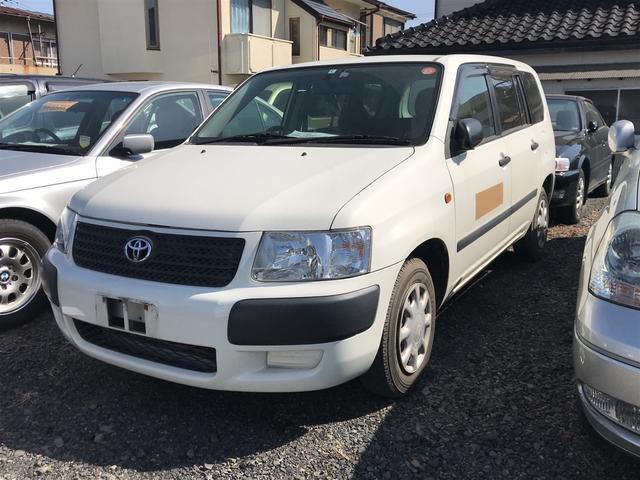 トヨタ UL Xパッケージ 商用車 AC ホワイト AT