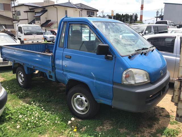 トヨタ トラック 4WD