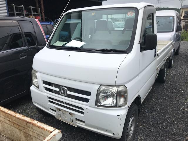 ホンダ SDX 4WD MT 軽トラック ホワイト PS