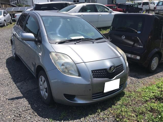 トヨタ オーディオ付 コンパクトカー ミディアムシルバーメタリック