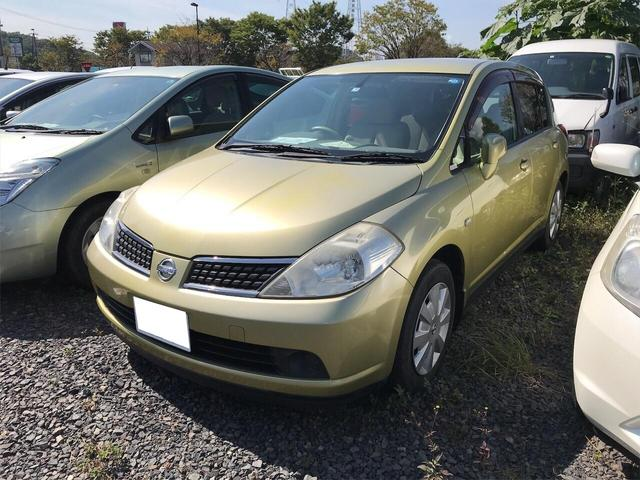 日産 ナビ CVT スマートキー オーディオ付 コンパクトカー