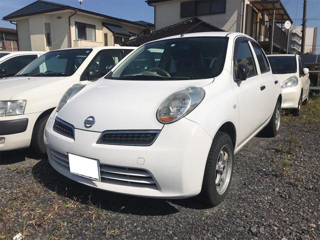 日産 マーチ AT AW ETC オーディオ付 コンパクトカー ...