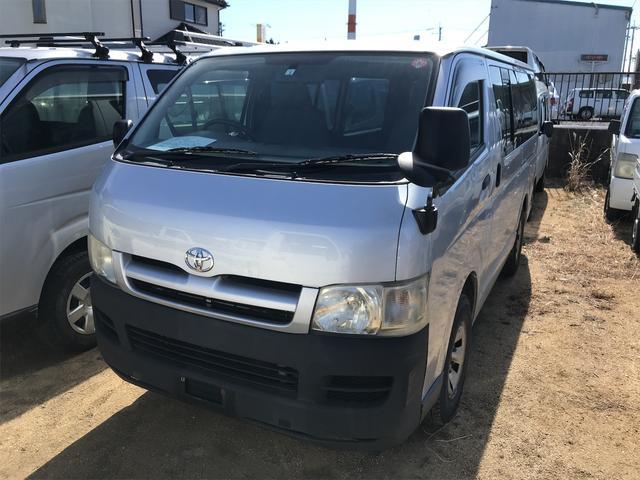トヨタ  4WD スライドドア エアコン オートマ オーディオ付