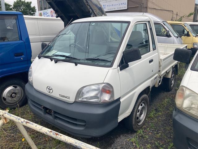 トヨタ タウンエーストラック  4WD AC 5速MT