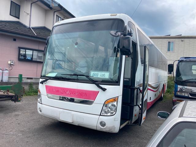 ヒュンダイ その他 バス エアコン パワーステアリング MT