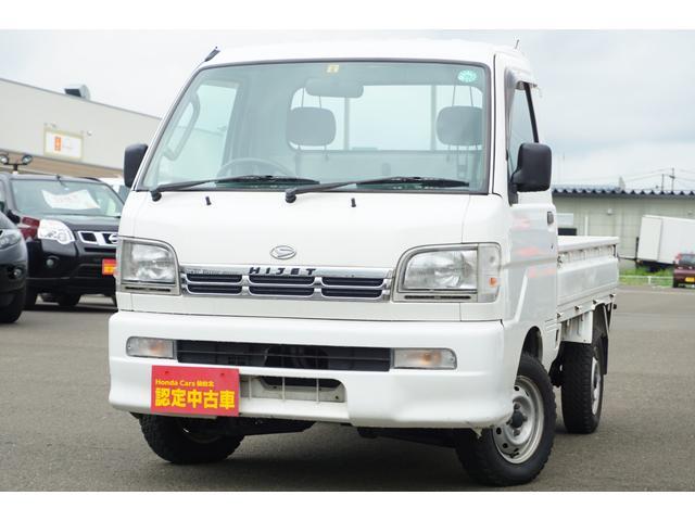 ダイハツ EXT 4WD 5速MT 純正オーディオ ラバーマット