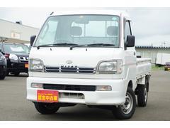 ハイゼットトラックEXT 4WD 5速MT 純正オーディオ ラバーマット