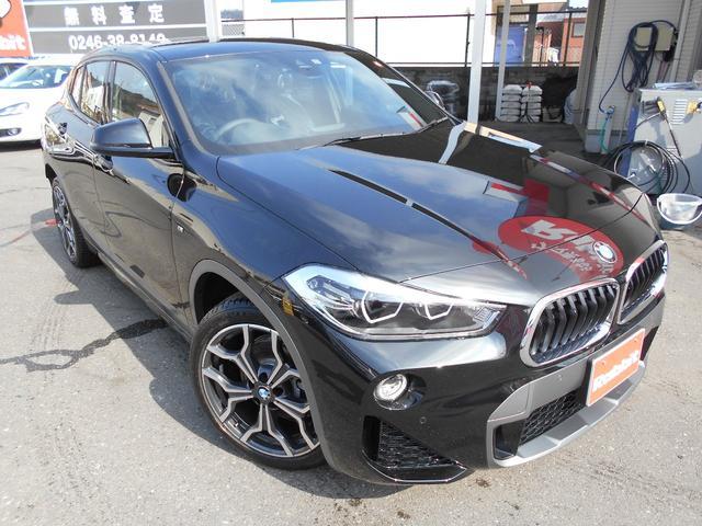 BMW sDrive 18i MスポーツX ヘッドアップディスプレイ