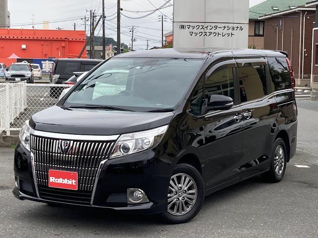 トヨタ Xi セーフティセンス 社外SDナビTV バックカメラ フリップダウンモニター パワースライドドア LEDヘッドライト リアスポイラー キーレス