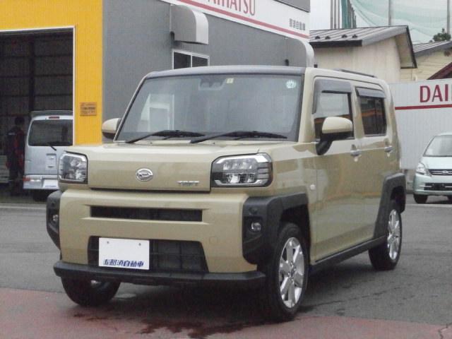 ダイハツ G 4WD CVT スマートアシスト スカイフィールトップ