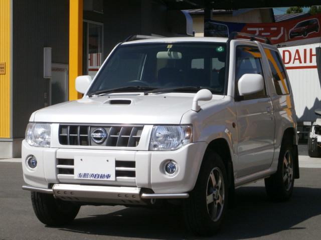 日産 キックス RX ターボ 4WD カーナビ
