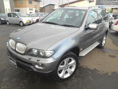 BMW X53.0i純正19インチAW HIDヘッドライト ETC