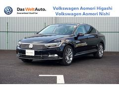 VW パサートTDIハイライン クリーンディーゼル デモカー 認定中古車