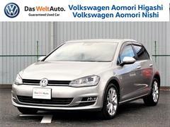 VW ゴルフTSIハイライン ナビ キセノン 認定中古車