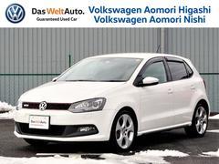 VW ポロGTI バイキセノン メモリーナビ ワンオーナー 認定中古車