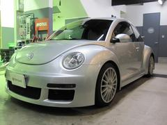 VWニュービートルRSi 世界限定250台 正規ディーラー