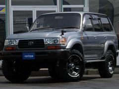 ランドクルーザー80VXLTD3インチUP新品MKW16インチAW新品BFタイヤ