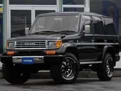 ランドクルーザープラド後期KD型ディーゼルターボ新品足回り新品MKW新品タイヤSR