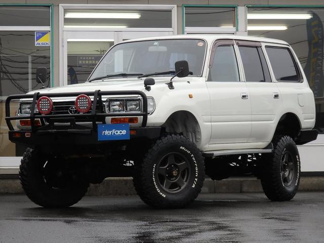 トヨタ GXディーゼル5MTパートタイム4WD 4インチリフトUP